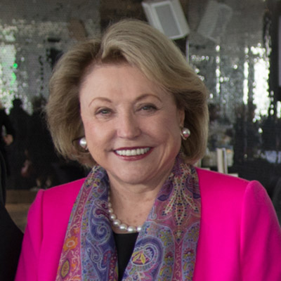 Former Honoree Barbara Taylor Bradford