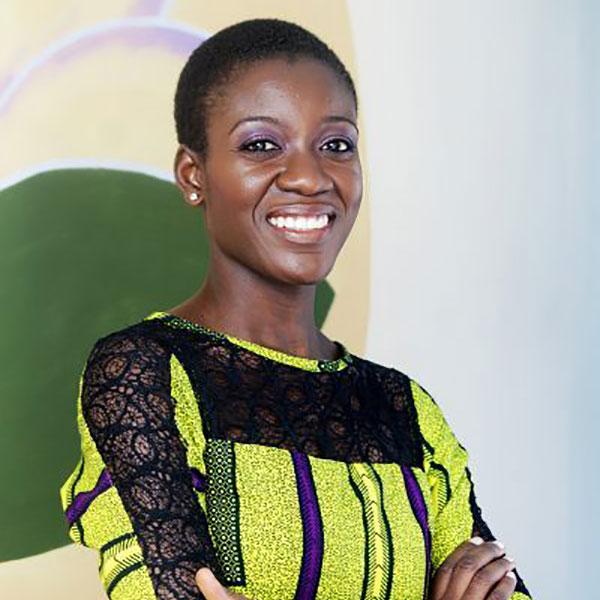 2018 Honoree Nana Amoako