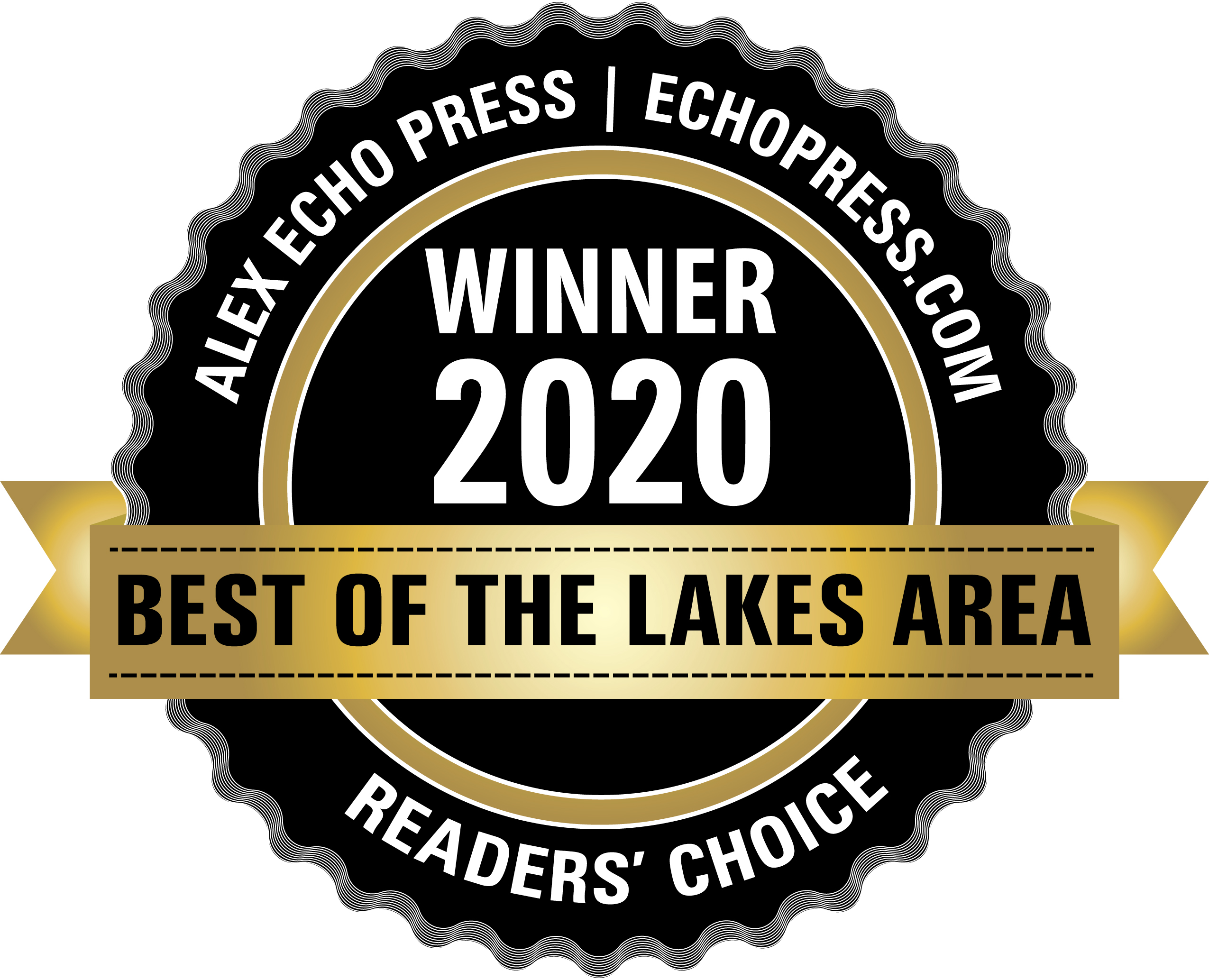 Hilltop voted Best Building Supply Store in the lakes area