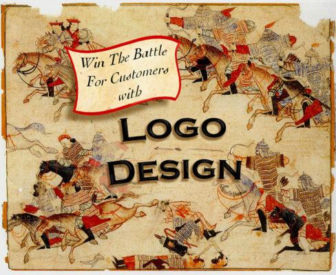 logo design graphic for article by designer Priscilla Prentice