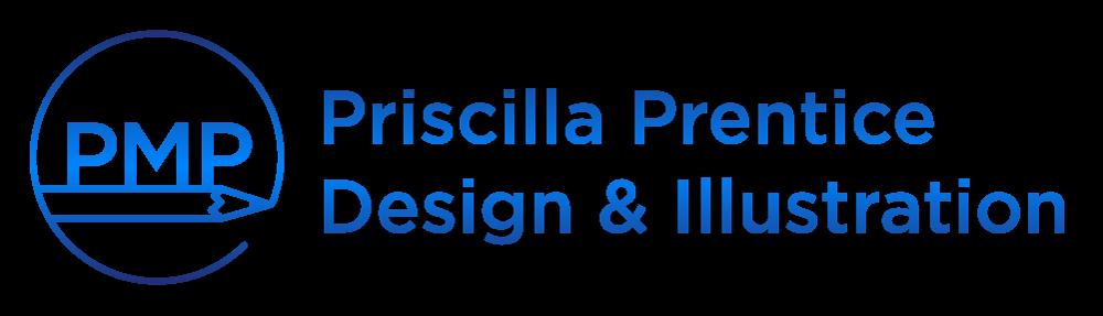 Priscilla Prentice UX/UI Design, Graphic Design, Illustration