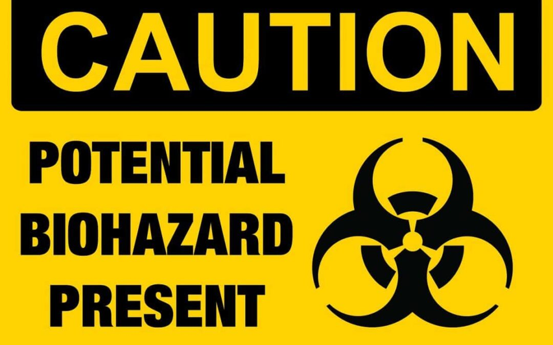 What Is Considered A Biohazard?