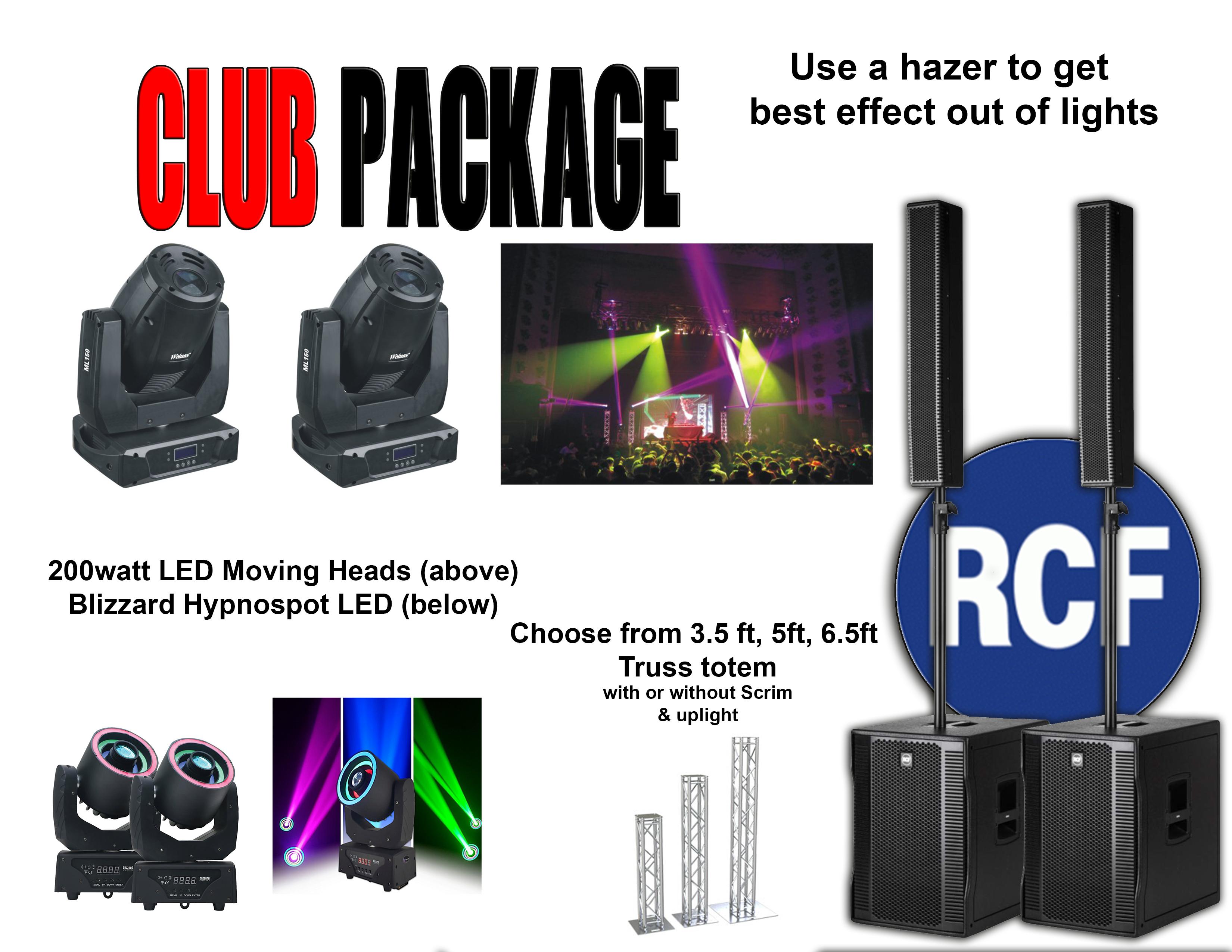 Club Package