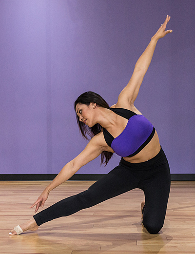 Elena - Instructor at Chrome Fitness