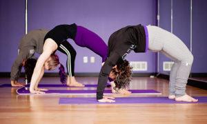 fitness classes yoga