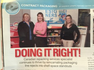 Reclamation Specialists - Fixing Packaging Disasters