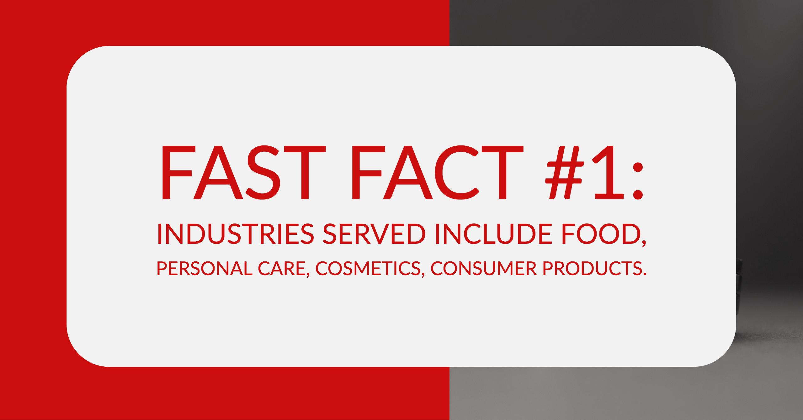Fast Facts about Automatic Cartoning at Repack Canada