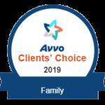 2019 AVVO Clients' Choice Family