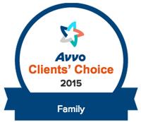 2015 AVVO Client's Choice Family
