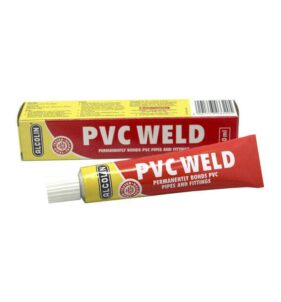 Alcolin PVC solvent-based adhesive. For Sale at Farmability
