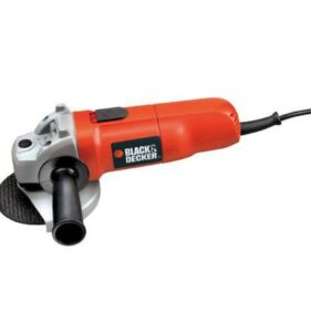 Black and Decker Small Angle Grinder - 115mm. For sale at Farmability South Africa