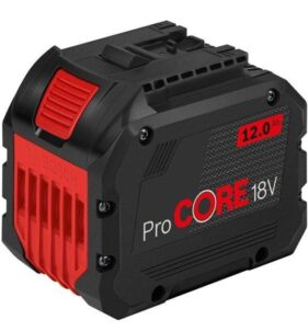 Bosch Ultra Performance 18V Lithium Ion Battery. For sale at Farmability South Africa