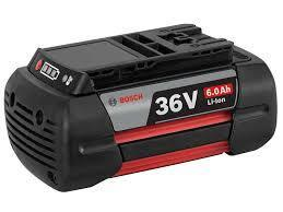 Bosch 36 Volt Lithium Ion Battery. For sale at Farmability South Africa