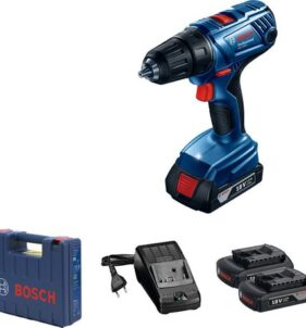 Bosch 18V Drill Driver with 13mm Chuck Capacity. For sale at Farmability South Africa