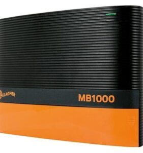 Gallagher Electric Fence Energizer MB1000I. For sale at FarmAbility South Africa