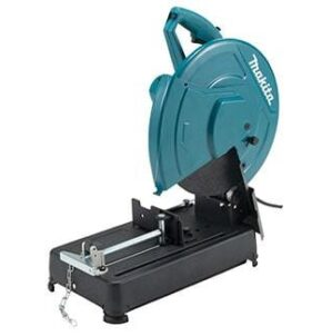 Makita portable cut-off saw for metal cutting. For sale at FarmAbility South Africa