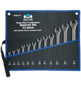 Marathon Open/Ring Spanner Set. For sale at FarmAbility South Africa