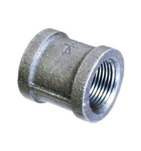 Ming galvanised malleable fitting socket. For sale at FarmAbility South Africa