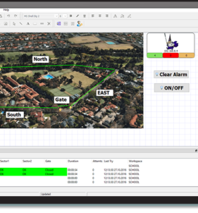 Nemtek Software for Druid Energizer for Electric Fence. For sale at FarmAbility South Africa