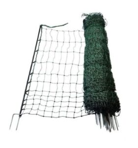 Nemtek Green Poultry Netting - 50m x 1.12m. For sale at FarmAbility South Africa