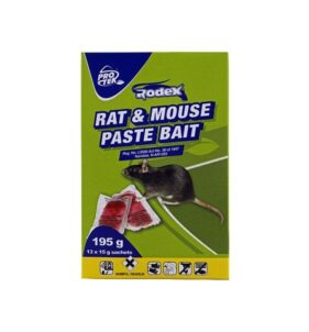 Protek Paste Bait Rodenticide. For sale at FarmAbility South Africa