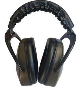 Shooting Ear Muffs with a Large Cup. For sale at FarmAbility South Africa