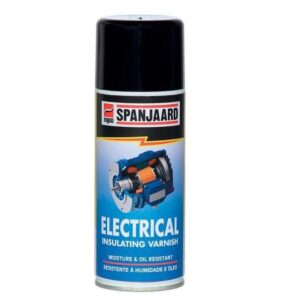 Spanjaard oil and moisture resistant electrical varnish. For sale at FarmAbility South Africa