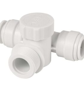 Speedfit Washing Machine Valve Tee. For sale at FarmAbility South Africa