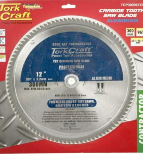 Tork Craft Circular Saw Tct Contractor Blade 300x96T. For sale at FarmAbility South Africa