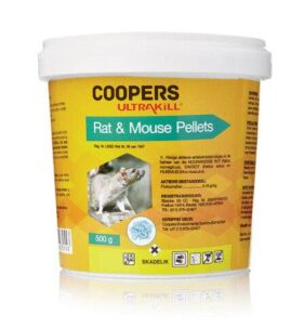 Ultrakill Rat Poisons - Pellets. For sale at FarmAbility South Africa