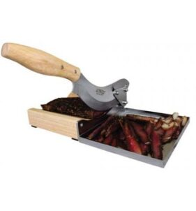 Cutter for Making Biltong with Tray. For sale at Farmability South Africa