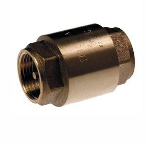 Venice Brass Spring Loaded Irrigation Check Valve. For sale at FarmAbility South Africa