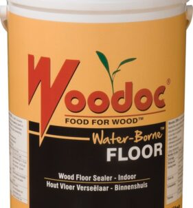Woodoc Water-Borne Floor Sealer. For sale at FarmAbility South Africa
