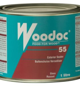 Woodoc Outdoor Wood Varnish. For sale at FarmAbility South Africa