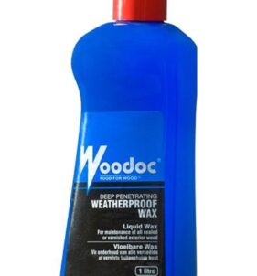 Woodoc Outdoor Wood Wax. For sale at FarmAbility South Africa