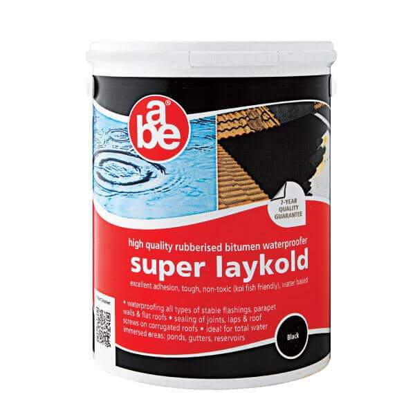 Abe Roof and Pond Waterproofing 5L. For sale at Farmability