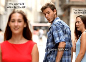 Imposter Syndrome Meme