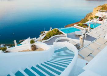 Santorini Stairs Challenge