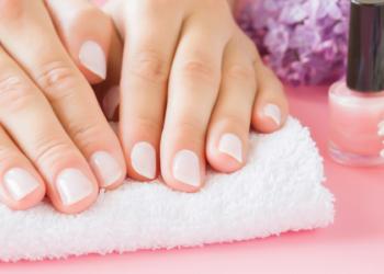 pink nail polish for spring