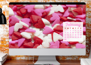 february 2021 digital Download image