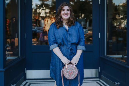 How to Style Chambray All Year Round
