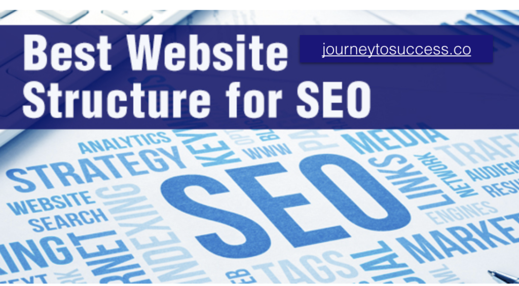 best website structure for seo