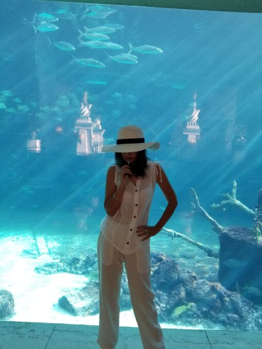 Elegant Aware Vape Photo Shoot Atlantis Bahamas