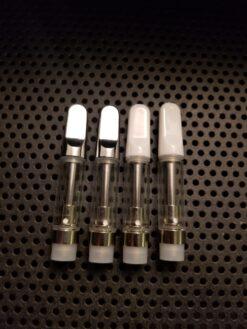Nxc2 ceramic vape cartridge