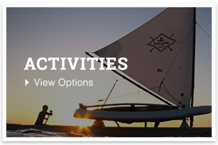 View our offered Activities!