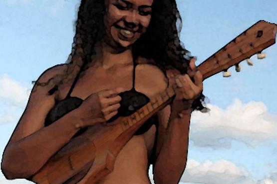 Tahitian Ukelele