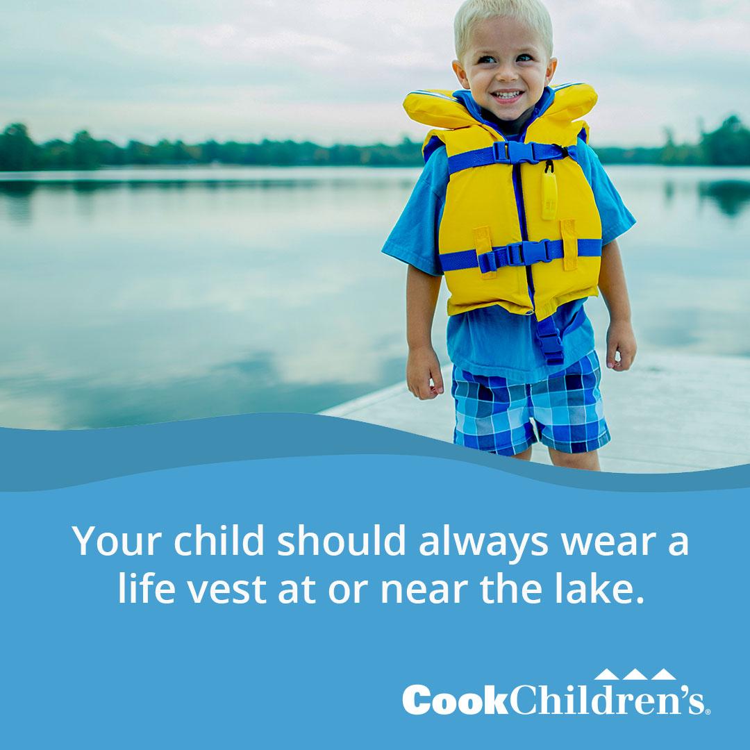 Life vest safety