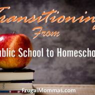 From Public School To Homeschool: Transitioning