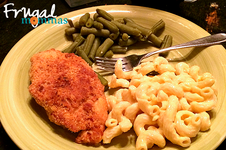 meal planning - dinner