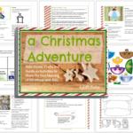 a Christmas Adventure Activity Book
